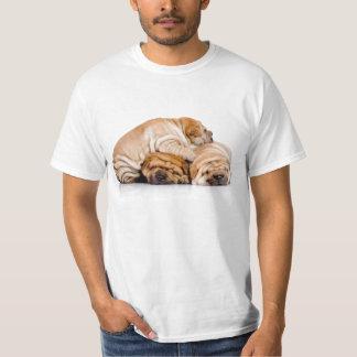 Shar Pei Puppy Mound Tees