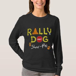 Shar-Pei Rally Dog T-Shirt