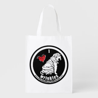 Shar Pei Shopping Bag