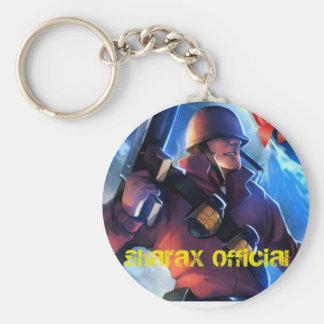 SharaX Official keychain