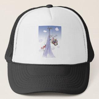 ShardArt Heave-Ho by Tony Fernandes Trucker Hat