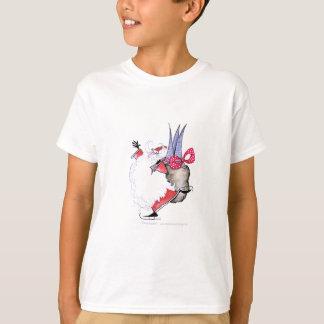 ShardArt Seasons Greetings by Tony Fernandes T-Shirt