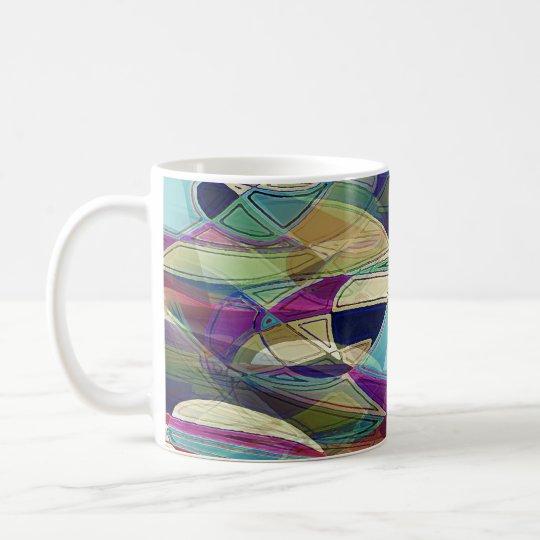 Shards of Colour Coffee Mug