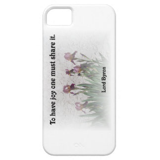 Share Joy iPhone 5 Cases