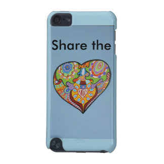 Share Love iPod Touch 5G Case
