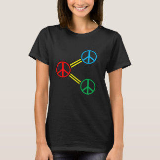 Share Peace women's T-shirt