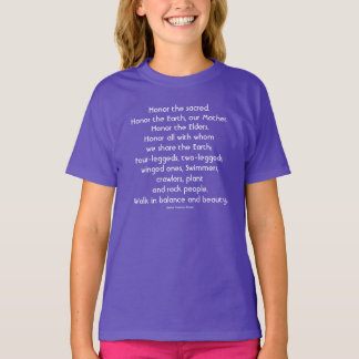 share the earth T-Shirt