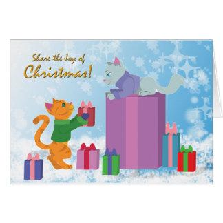 Share The Joy of Christmas! Card