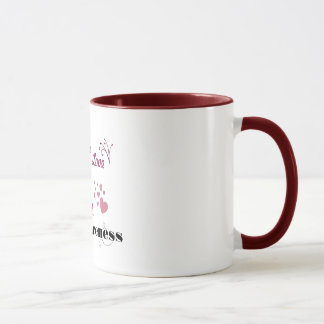 Share the Love Support AVM Awareness Mug