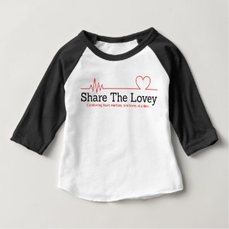 Share The Lovey Infant Raglan Shirt