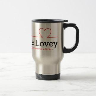 Share The Lovey Travel Mug