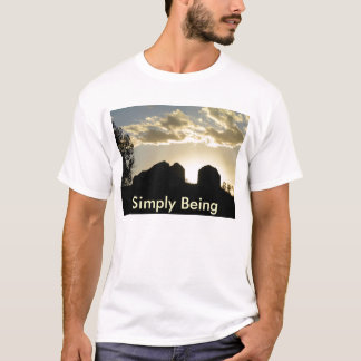 Share the Strength of Simply Being T-Shirt