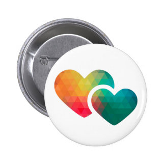 Share Your Love 6 Cm Round Badge