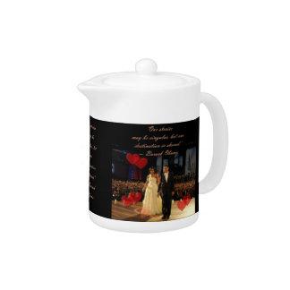Shared Destination Teapot