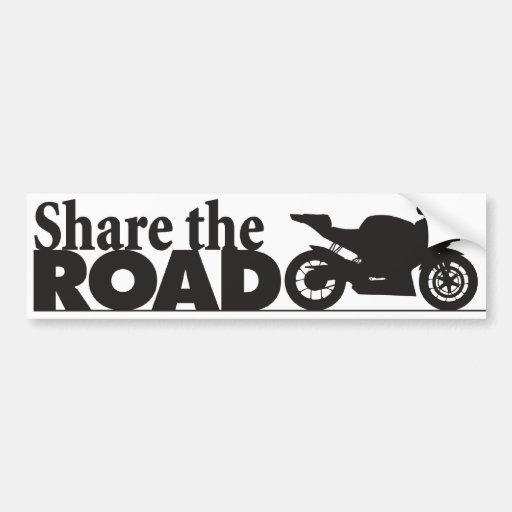 ShareTheRoad Bumper Stickers