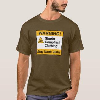 Sharia Compliant T-Shirt