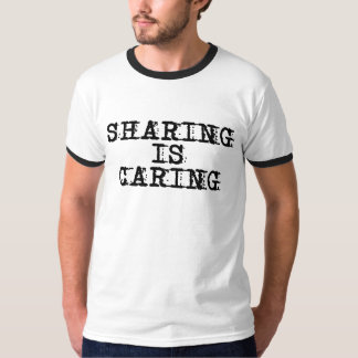 sharing3 - Customized T-Shirt
