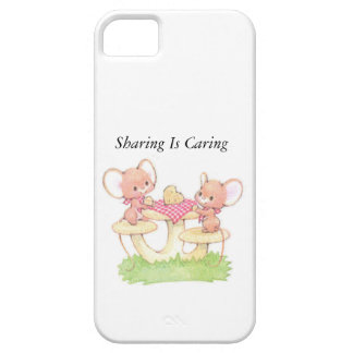 Sharing Is Caring Spring Summer Mice iPhone 5 Cases