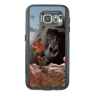 Sharing Lunch With An Ape, OtterBox Samsung Galaxy S6 Case