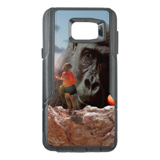 Sharing Lunch With An Ape, OtterBox Samsung Note 5 Case
