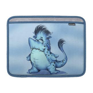 "SHARK ALIEN CARTOON Macbook Air Horizontal13"" MacBook Sleeve"