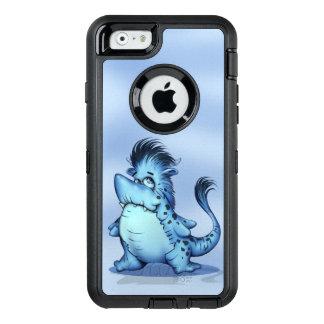 SHARK ALIEN MONSTER Apple iPhone 6 DS