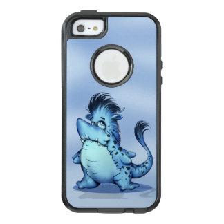 SHARK ALIEN MONSTER CARTOON Apple iPhone SE/5/  CS OtterBox iPhone 5/5s/SE Case