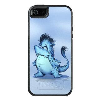 SHARK ALIEN MONSTER CARTOON Apple iPhone SE/5/ SS