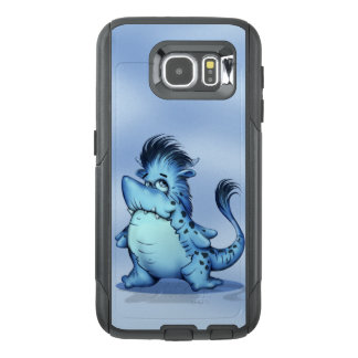 SHARK ALIEN MONSTER CARTOON Samsung Galaxy S6  CS
