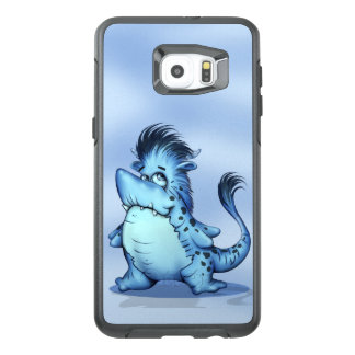 SHARK ALIEN MONSTER CARTOON Samsung Galaxy S6Edge+