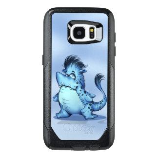 SHARK ALIEN MONSTER Samsung Galaxy S7 Edge  CS