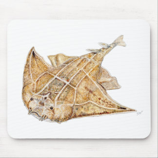 Shark angel, angelote mouse pad