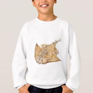 Shark angel, angelote sweatshirt
