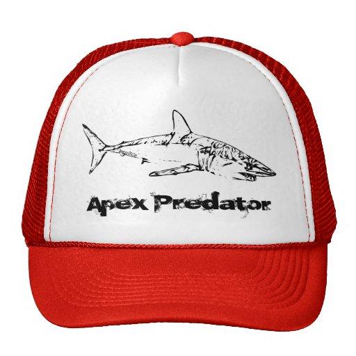 Shark Apex Predator Mesh Hat