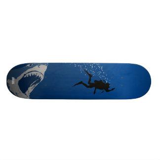Shark Attack 19.7 Cm Skateboard Deck