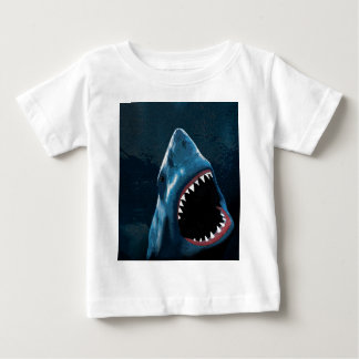 Shark attack baby T-Shirt