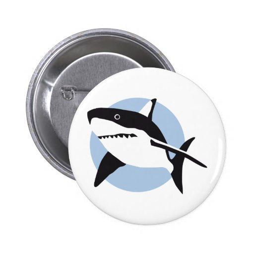 shark attack button