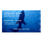 Shark Attack Business Card