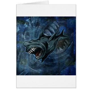 Shark Attack Cards