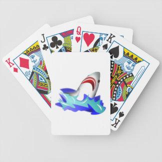 Shark Attack Card Deck