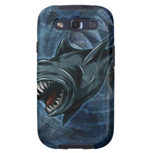 Shark Attack! Samsung Galaxy SIII Covers