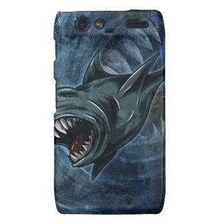 Shark Attack Droid RAZR Covers