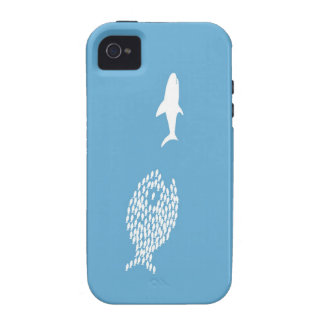 Shark attack iPhone 4 cases