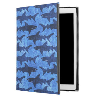 "Shark Attack Deep Sea iPad Pro 12.9"" Case"
