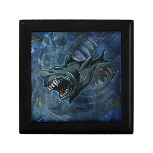 Shark Attack! Trinket Boxes