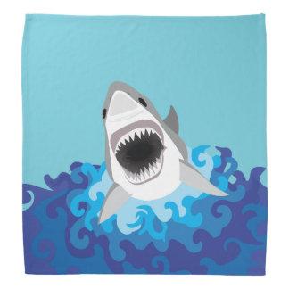 Shark Attack - Great White Shark Bandana