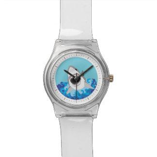 Shark Attack - Great White Shark Wristwatch