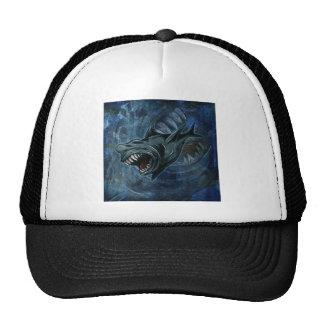 Shark Attack Trucker Hats