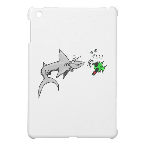 Shark Attack iPad Mini Covers