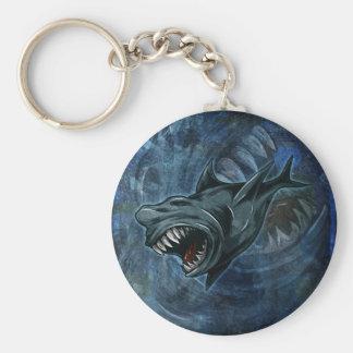 Shark Attack Keychain